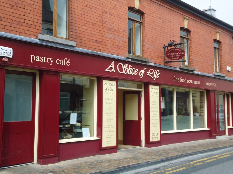 A Slice of Life, 7 Connaught Street, Athlone, Co. Westmeath, Ireland